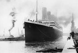 The real RSM Titanic in Southampton