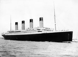 Real picture of RSM Titanic